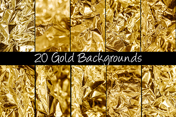 shiny 100 festive foil backgrounds Shiny by Squeeb Creative gold